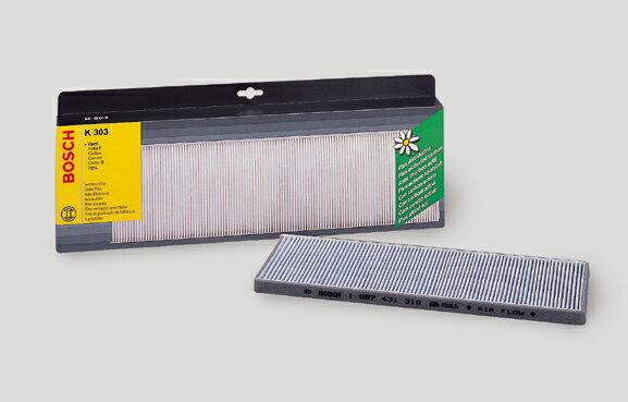 BOSCHジャパン正規品 アクティブ カーボンフィルターVolksWagen 品番1987432300