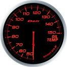 日本精機 メーター Defi−Link ADVANCE BF  油温計 アンバーレッド DF10402