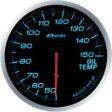 日本精機 メーター Defi−Link ADVANCE BF  油温計 ブルー DF10403