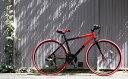 【メーカー直送品】DOPPELGANGER / ドッペルギャンガー 700C アルミ クロスバイク  402 sanctum LEDライト・ワイヤーロック付き 送料無料(北海道・沖縄・離島除く) 4582143464506