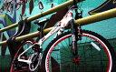 【メーカー直送品】DOPPELGANGER / ドッペルギャンガー 26インチアルミ トライアルバイク 903 Differential LEDライト・ワイヤーロック付き 送料無料(北海道・沖縄・離島除く) 4582143464513