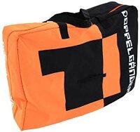 DOPPELGANGER/ドッペルギャンガー ホルダー・収納パーツ 輪行キャリングバッグ DB-4 ブラック/ オレンジ (北海道・沖縄・離島除く) 4582143467637の画像