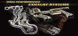 スーパースプリントリアマフラー 〇145x95mm (センター出し)830524/515 適合車種 MINI ONE/COOPER 01?07(R50/R52) CABRIO含む