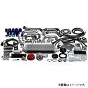 HKS GTスーパーチャージャー プロキット ニッサン スカイラインクーペ UA-CPV35 VQ35DE 03/01-03/12 12001-AN006