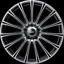 【メーカー直送品】無限 アルミホイール MDA 19×8.0J +50 ブラックミラーフェイス Accord 1605〜 42700-XMJ-980A-50 4527377222867