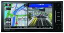 パナソニック カーナビ ストラーダ CN-RA03WD 無料地図更新 フルセグ/VICS WIDE/SD/CD/DVD/USB/Bluetooth/Wi-Fi 7V型ワイド