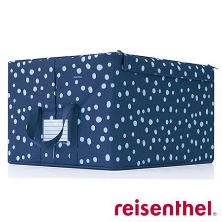 ポイント最大31倍!ライゼンタール ストレージボックス(reisenthel)【正規品】storagebox SPOTS NAVY L【収納ボックス】クローゼット 収納 ケース 収納ボックス 布製 収納ボックス 折り畳み 収納ボックス 折りたたみ フタ付き 収納ボックス 蓋付き 収納ボックス ふた付き