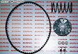 グランドアクシス100(GRAND AXIS) ハイパープーリーキット BURIAL(ベリアル)