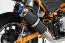 モンキー125(2BJ-JB02) R-EVOカーボンサイレ...