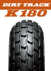 ����̵�������åץ������DUNLOP��DIRTTRACKK180�ʥꥢ��120/90-18MC65PWT