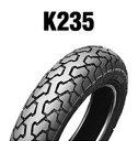 ダンロップタイヤ(DUNLOP)K235F(フロント) 2.50-16 36L チューブタイプ