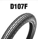 ダンロップタイヤ(DUNLOP)D107F(フロント)2.25-17 33L(4PR) WT