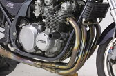 ゼファー750/RS(ZEPHYR) エンジンプロテクター 左右セット DAYTONA(デイトナ)