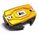 USB 2ポート ゴールド Dzell(ディーゼル)