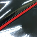 ハンターカブ(CT110) 張替タイプ 国産シートカバー エナメルブラック/赤パイピング GRONDEMENT(グロンドマン)