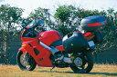 【セール特価】VFR800(98〜01年) チューブラーパニアホルダーPL257 GIVI(ジビ)