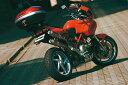 【セール特価】DUCATI MULTISTRADA(03〜06年 1000DS) モノキーケース専用スペシャルラックSR310 GIVI(ジビ)
