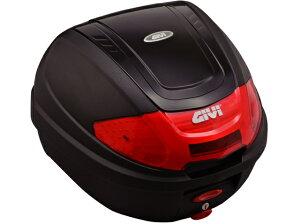 モノロックケースE300N2N902ブラック塗装GIVI(ジビ)