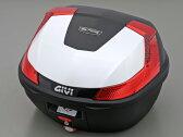 【セール特価】モノロックケース B37B912 パールホワイト塗装 GIVI(ジビ)【02P03Dec16】