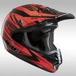 HJH070 CL-MX シャッタード レッド サイズ:M(57〜58cm) オフロードヘルメット HJC(エイチジェイシー)