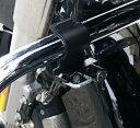 【セール特価】φ32 バンパー取付用ヘルメットホルダー KIJIMA(キジマ)