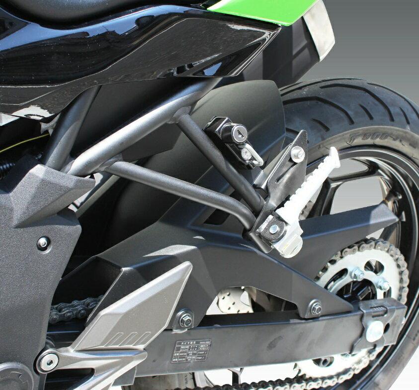 Ninja250SL(ニンジャ)15年〜 ヘルメットロック KIJIMA(キジマ)