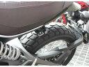 【セール特価】DUCATI Scrambler(スクランブラー)15年〜 ヘルメットロック ブラック KIJIMA(キジマ)