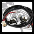SR400/500(93〜02年) ミニウインカー/ディップスイッチ カプラーオンキット GOODS(モーターガレージグッズ)