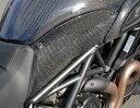 DUCATI Diavel(11〜14年) タンクサイドカバー 平織りカーボン製 MAGICAL RACING(マジカルレーシング)
