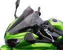 Ninja400(ニンジャ)14年 スポーツ・スクリーン (スモークカラー/タイプA) Powerbronze(パワーブロンズ)