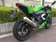 Ninja250SL(ニンジャ) エボリューションフルエキゾーストマフラー チタン 政府認証 PENSKE(ペンスケ)