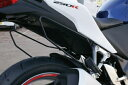 【クーポン配布中】サドルバッグサポートスチール製ブラックメッキ CBR250R PLOT(プロト)