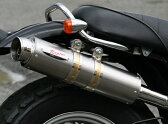 バンバン200(VANVAN)04〜07年 80D-RAPTOR(ラプター) チタンフルエキゾーストマフラー 政府認証 RPM
