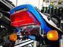 ストライカーシステム フェンダーレスキット アルミ STRIKER(ストライカー) ZRX1100・ZRX1200