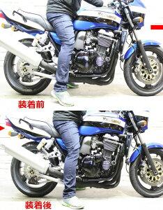 ZRX1200ローダウンリンク(シルバー)U-KANAYA