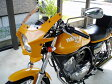 ルネッサ 汎用ビキニカウル DS-01 タイプエアロ スモークスクリーン(オレンジカクテル1)コード:0491 WORLD WALK(ワールドウォーク)