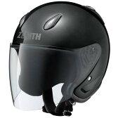 YJ-5III ZENITH(ゼニス) メタルブラック XXLサイズ ジェットヘルメット YAMAHA(ヤマハ・ワイズギア)