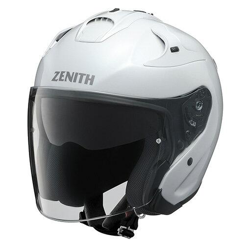 YJ-17 ZENITH-P(ゼニス-P)パールホワイト XL(61〜62cm未満)ジェットヘルメット YAMAHA(ヤマハ・ワイズギア)