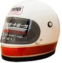 【あす楽対象】レトロフルフェイスヘルメット 70 カミナリモータースコラボモデル(E4カラー) Lサイズ59〜60cm 山城(YAMASHIRO)