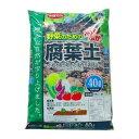 あかぎ園芸 野菜のためのふかふか腐葉土 40L 2袋