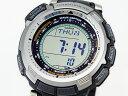 カシオ CASIO プロトレック PROTREK メンズ 電波ソーラー 腕時計 PRW-1300-1≪良品返品不可≫