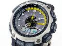 カシオ CASIO プロトレック PROTREK メンズ 電波ソーラー 腕時計 PRW-5000T-7≪良品返品不可≫