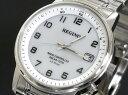 シチズン CITIZEN レグノ REGUNO 電波 ソーラー 腕時計 RS25-0322H SS≪良品返品不可≫