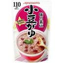 【送料無料(沖縄・離島除く)】味の素KK おかゆ 小豆がゆ 250g×54個