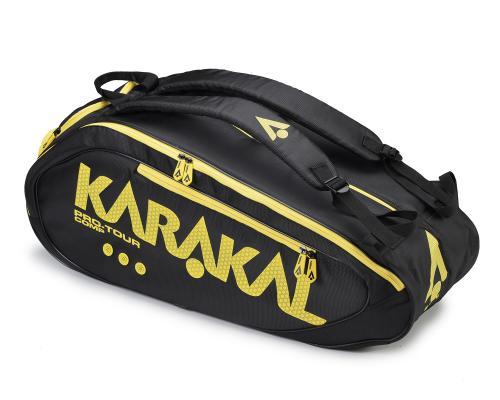バドミントン スカッシュ テニス ラケットバッグ PRO TOUR COMP KARAKAL(カラカル)【あす楽対応】