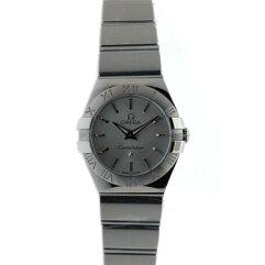 OMEGA【オメガ】 ポリッシュクォーツ  コンステレーション 腕時計 /SS(ステンレススチール) レディース