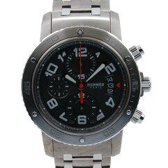 HERMES【エルメス】 メカニカルダイバー  腕時計 /ステンレススチール/チタン メンズ