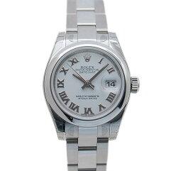 ROLEX【ロレックス】 デイトジャスト 腕時計 /SS(ステンレススチール) レディース