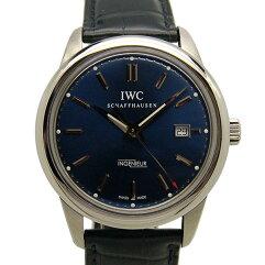 IWC【IWC】 7517 SS/ レザー IW323310 メンズ