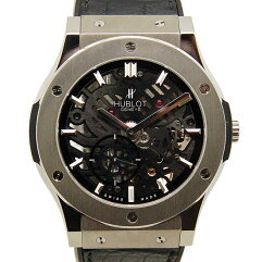 HUBLOT【ウブロ】 515.NX.0170.LR 7589 腕時計 /チタニウム メンズ
